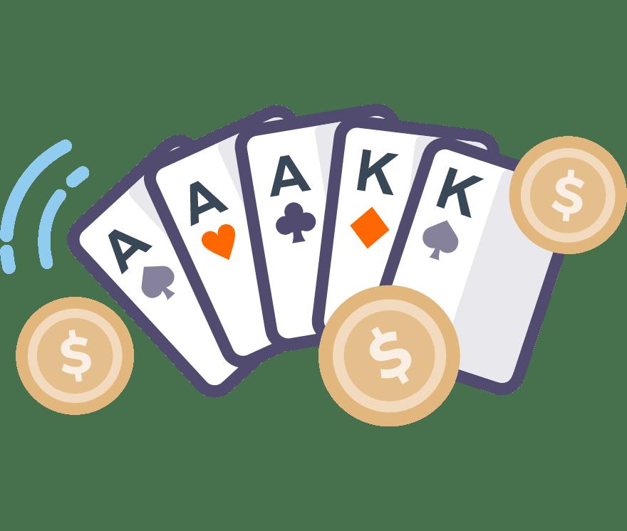 Los 74 mejores sitios de Casino de Póker en línea en Venezuela